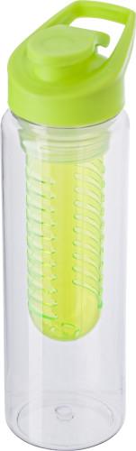 Trinkflasche aus Tritan mit einem Fassungsvermögen... Artikel-Nr. (8697)