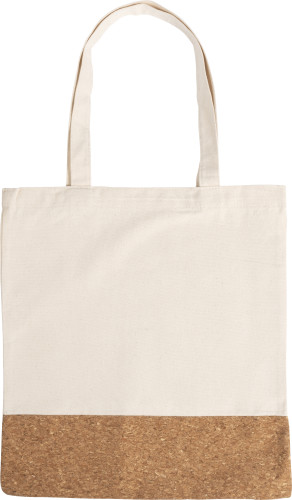 Einkaufstasche 'Klaus' aus Baumwolle... Artikel-Nr. (8733)