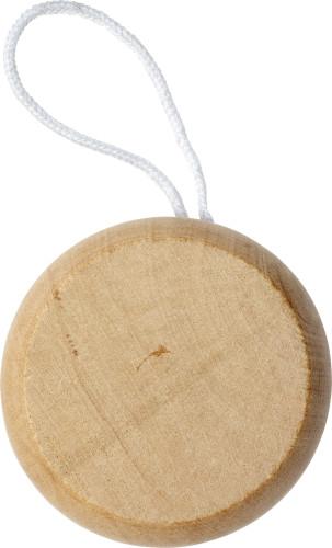 Jojo 'Loop' aus Holz mit einem Durchmesser... Artikel-Nr. (9009)