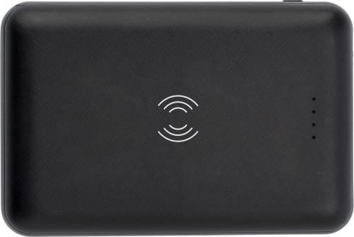 Powerbank 'Realto' aus ABS mit Wireless... Artikel-Nr. (9059)