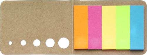 Haftnotizen 'Sticker' aus Karton,... Artikel-Nr. (9104)