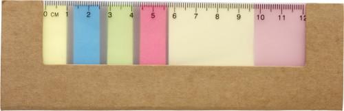 Haftnotizen 'Sticker' aus Karton,... Artikel-Nr. (9121)