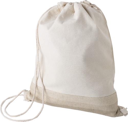 Turnbeutel 'Natural Shopper' aus Baumwolle... Artikel-Nr. (9275)