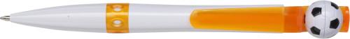 Kugelschreiber 'Soccer' aus Kunststoff,... Artikel-Nr. (9909)