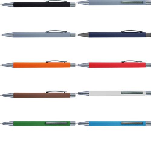Kugelschreiber 'Touch' mit Softtouch... Artikel-Nr. (8298)