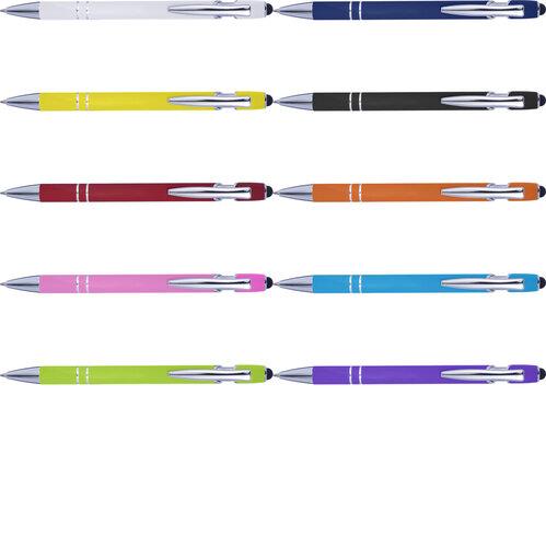 Kugelschreiber 'Wangerooge' mit Softtouch... Artikel-Nr. (8462)