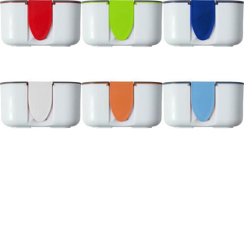 Brotdose 'Bob' (850 ml) aus Silikon... Artikel-Nr. (8520)
