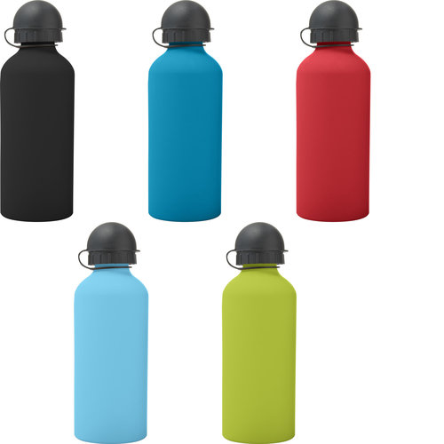 Trinkflasche 'Cap' aus Aluminium (600... Artikel-Nr. (8567)