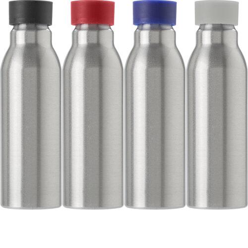 Trinkflasche 'Bidon' aus Aluminium (600... Artikel-Nr. (8656)
