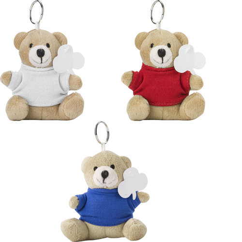 Schlüsselring 'Ted' mit Plüsh Teddybär,... Artikel-Nr. (8851)
